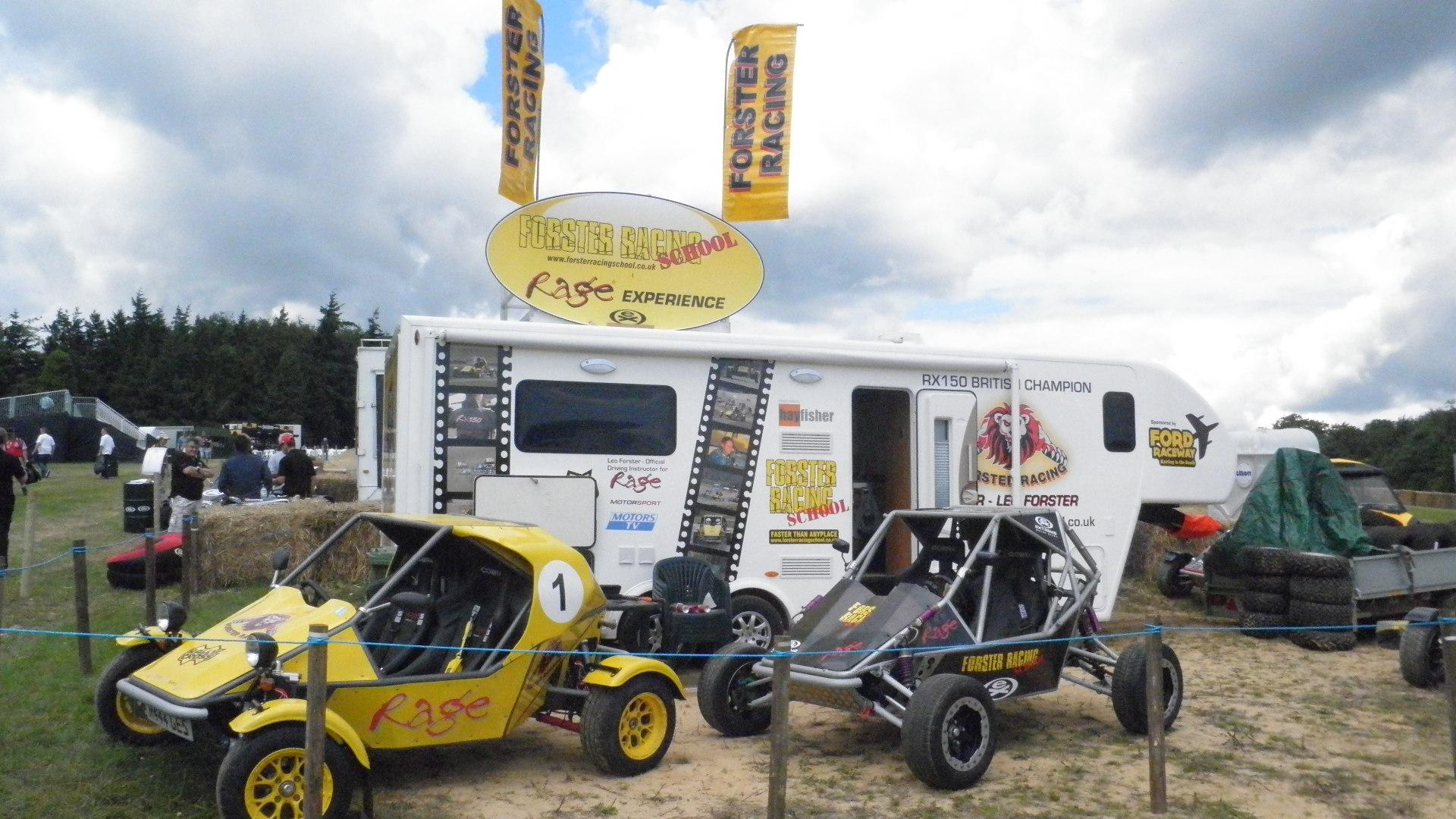 rage buggying british rallycross forster racing school. Black Bedroom Furniture Sets. Home Design Ideas