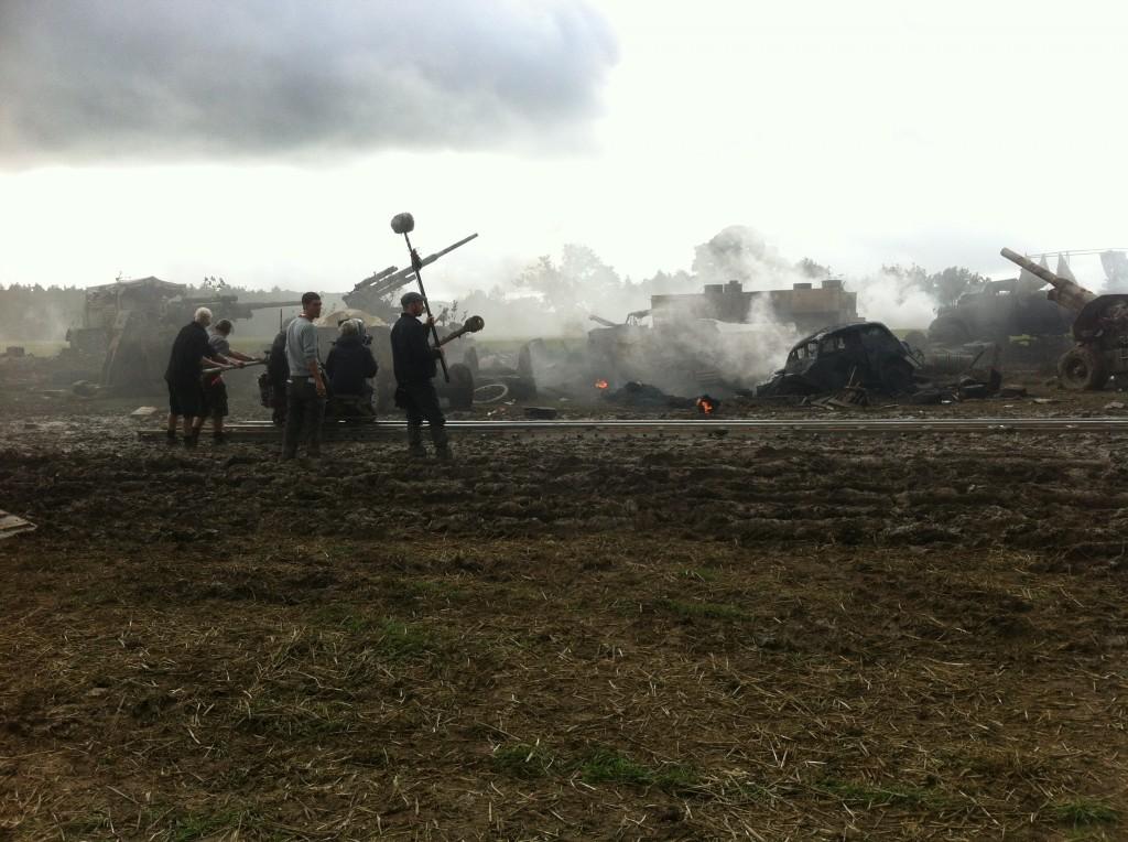 Film Work with Forster Racing School director Leo Forster